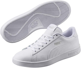 Smash v2 Leather Sneakers