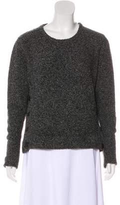 J Brand Long Sleeve Scoop Neck Sweater