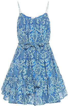 Rhode Resort Nala cotton minidress