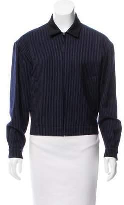 Rag & Bone Casual Striped Jacket