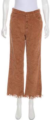 Reformation Jessie Mid-Rise Pants