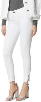 Sam Edelman The Kitten Keyhole Ankle Skinny Jeans