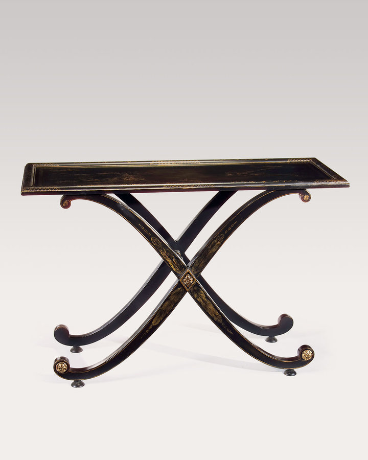 John-Richard Collection Chinoiserie Table