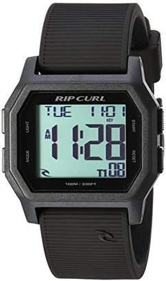 Rip Curl 'Atom' Quartz Plastic and Silicone Sport Watch