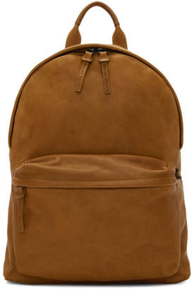 Officine Creative Brown Novak Backpack