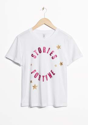 Stories Fortune Tee