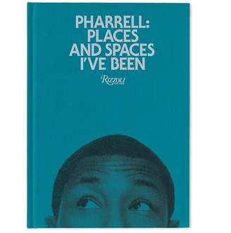 Pharrell Publications Places & Spaces I've Been - Green Cover