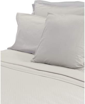 New Season Textile Pin Dot 350-Thread Count Cotton 2-Piece Pillowcase Set
