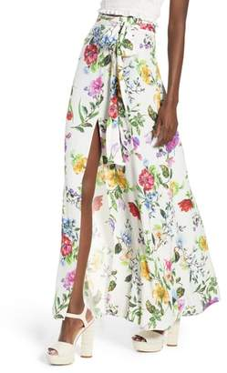 AFRM Alessandra Maxi Skirt