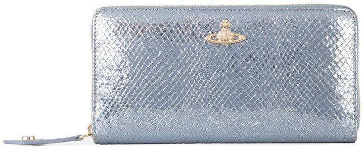 Vivienne WestwoodVivienne Westwood zip around purse