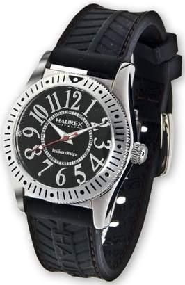 Haurex Italy Men's 1A331UNN Promise Rotating Bezel Watch