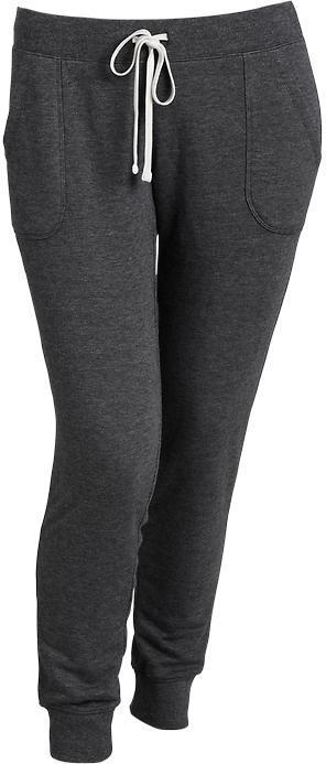 Old Navy Women's Plus Drawstring-Ankle Sweatpants