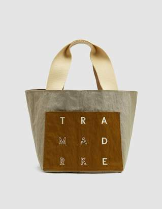 Trademark Small Reversible Nylon Tote