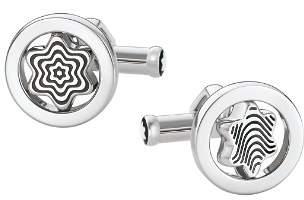 Montblanc Round Emblem Cufflinks