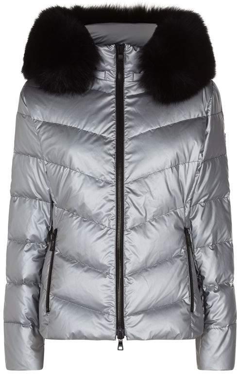 M. Miller Allise Fur Trim Ski Jacket