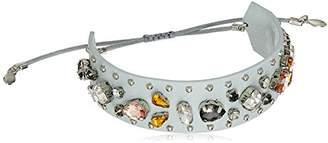 Rebecca Minkoff Jeweled Guitar Strap -Bracelet