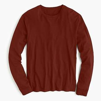 J.Crew Slim Mercantile Broken-in long-sleeve T-shirt