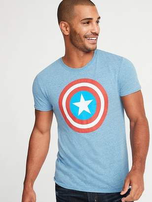 Captain America T Shirt Shopstyle