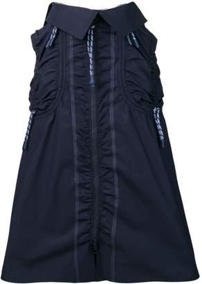 Sportmax Onesto ruched skirt