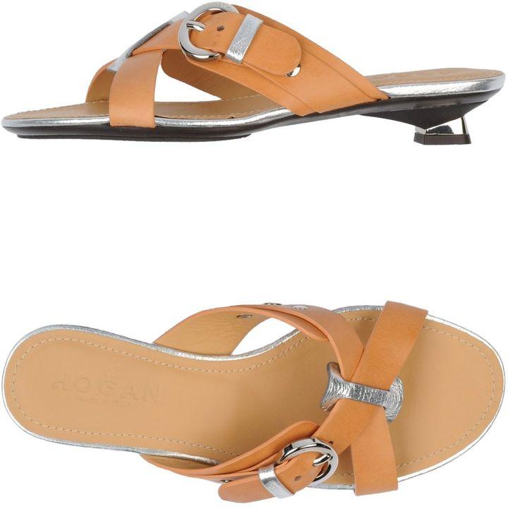 Hogan High-heeled sandals