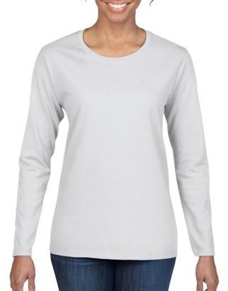 Gildan Women's Heavy Cotton Classic Long Sleeve T-Shirt