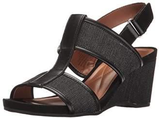 Easy Spirit Women's Lalani3 Wedge Sandal