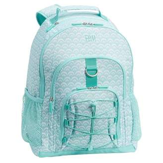 Pottery Barn Teen Gear-Up Mermaid Scallop Backpack