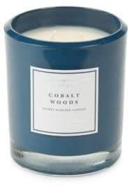 D.L. & Co. L'Homme Luxe Cobalt Woods Candle/14 oz.