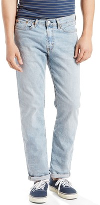 Levi's Levis Men's 514 Stretch Straight-Fit Jeans