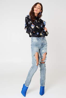 Dahli Naomi Boyfriend Jeans
