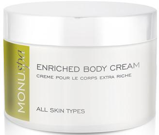 MONUspa Rose & Lemon Enriched Body Cream 180ml