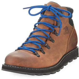 Sorel Madson Elk Waterproof Leather Hiker Boot