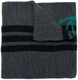 Gosha Rubchinskiy X Adidas logo scarf