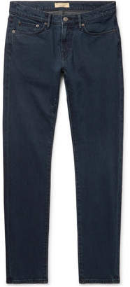Burberry Slim-Fit Denim Jeans - Men - Dark denim