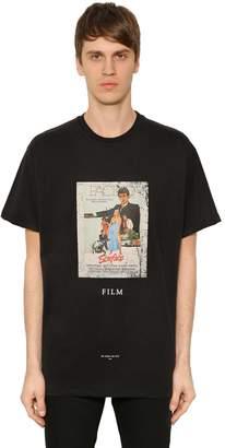 Ih Nom Uh Nit Al Pacino Scarface Cotton Jersey T-Shirt