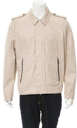 Kent & Curwen Quilted Zip-Front Jacket w/ Tags