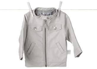 Little Giraffe リトルジラフ ベビージャケット Classic STYLE Moto Baby Faux Leather Jacket 12-18m lg1009-02 【正規代理店輸入】