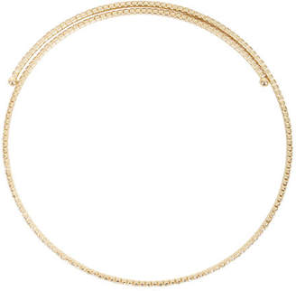 BCBGMAXAZRIA Pave Choker Necklace