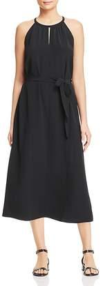 Eileen Fisher Sleeveless Silk Dress