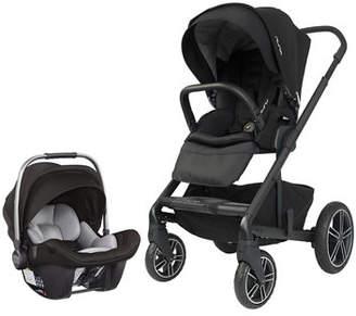 Nuna MIXX2 Strolled & Pipa Lite LX Car Seat Travel System
