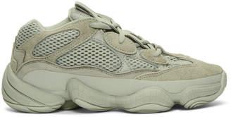 Yeezy Grey 500 Sneakers