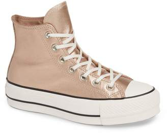 Converse Chuck Taylor(R) All Star(R) Platform High Top Sneaker