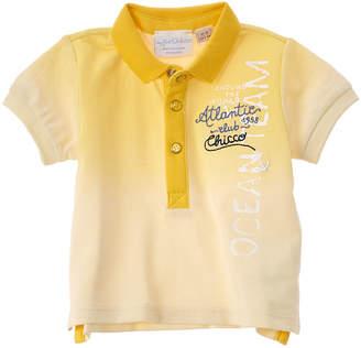 Chicco Boys' Yellow Polo Shirt