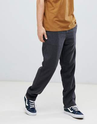 Element PANTS With Elasticated Waist In Black