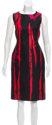 Aquilano Rimondi Aquilano.Rimondi Brocade Knee-Length Dress w/ Tags