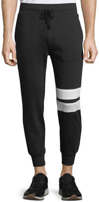Bentley Threads For Thought Men's French Terry Cotton Jogger Pants