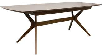 Walnut Troyes Extendable Dining Table