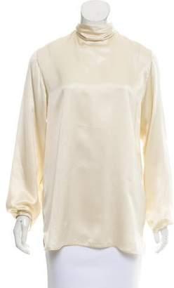 Celine Silk Oversize Blouse w/ Tags