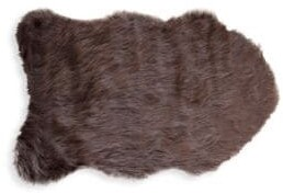 Australia Luxe Collective Gordon Dyed Faux Fur Rug