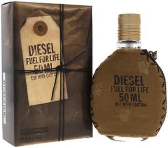 Diesel Fuel for Life for Men 1.7-Ounce Eau De Toilette Spray